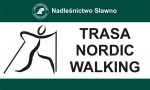 Tablica [727] TRASA NORDIC WALKING